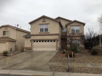 Valencia County Single Family Home For Sale: 7 Avenida Jardin