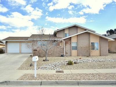 Single Family Home For Sale: 8229 Otero Avenue NE