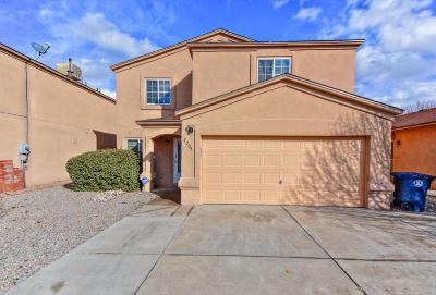 Albuquerque Single Family Home For Sale: 2208 Sea Breeze Street NW
