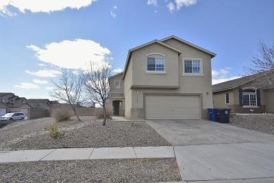 Albuquerque Single Family Home For Sale: 9808 Marlborough Avenue SW