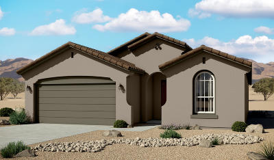 Rio Rancho Single Family Home For Sale: 4109 Mountain Trail NE