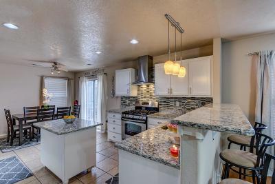 Albuquerque Single Family Home For Sale: 9031 Moonstone Drive NE