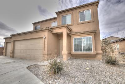 Albuquerque Single Family Home For Sale: 4319 Flintlock Court SW