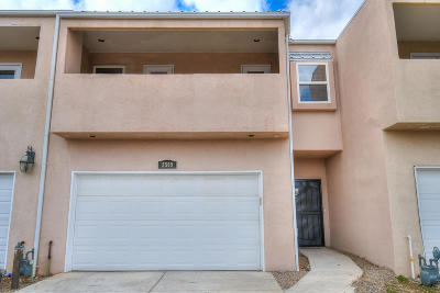 Attached For Sale: 2509 Alamogordo Drive NW