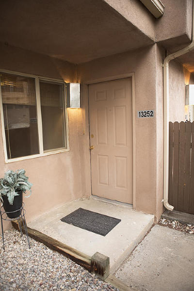 Attached For Sale: 13252 Candelaria Road NE