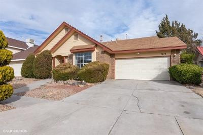 Albuquerque Single Family Home For Sale: 7712 Bursera Drive NW