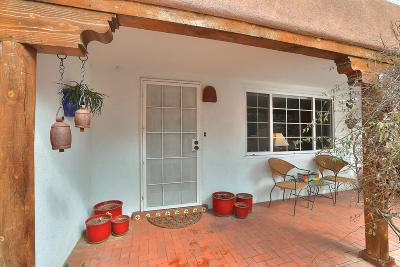 Albuquerque Single Family Home For Sale: 6409 Zimmerman Avenue