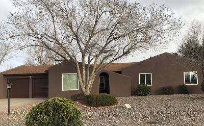 Rio Rancho Single Family Home For Sale: 602 Villa Verde Drive SE