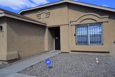 Albuquerque Single Family Home For Sale: 9115 Starboard Road NW