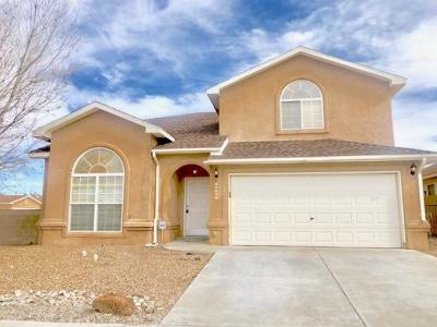 Albuquerque Single Family Home For Sale: 10324 Country Manor Place NW