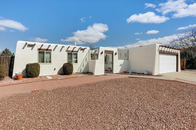 Albuquerque Single Family Home For Sale: 7901 San Francisco Road NE