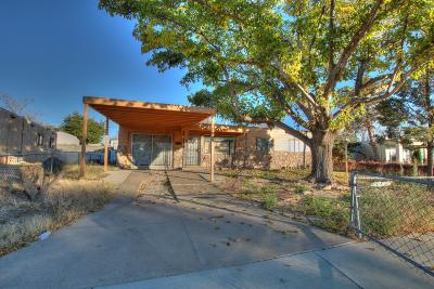 Albuquerque Single Family Home For Sale: 508 Rhode Island Street SE
