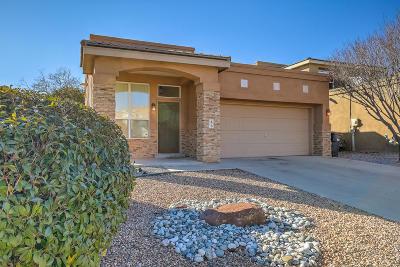 Albuquerque Single Family Home For Sale: 45 Dalmuir Court