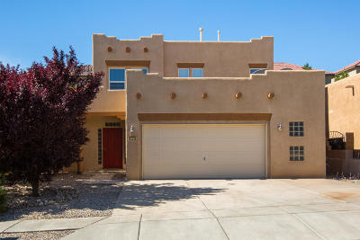Albuquerque NM Single Family Home For Sale: $320,000