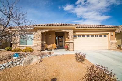 Bernalillo, Placitas Single Family Home For Sale: 1065 Prairie Zinnia Drive