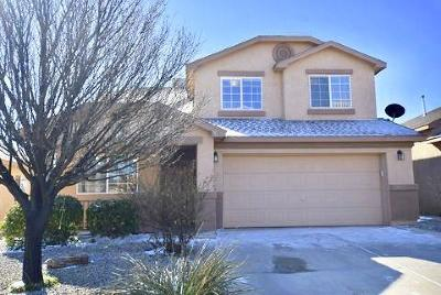 Rio Rancho Single Family Home For Sale: 616 Peaceful Meadows Drive NE