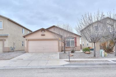 Albuquerque Single Family Home For Sale: 2824 Riesling Street SW