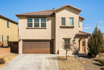 Rio Rancho Single Family Home For Sale: 220 Loma Linda Loop NE