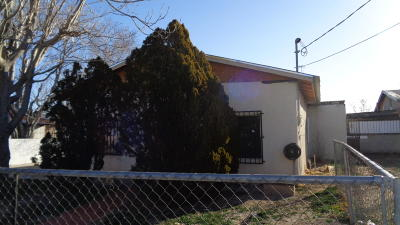 Albuquerque Single Family Home For Sale: 2904 1st Street NW