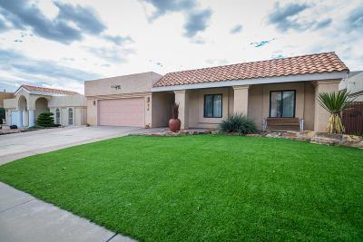 Albuquerque Single Family Home For Sale: 1549 Archuleta Drive NE