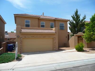 Albuquerque Single Family Home For Sale: 4316 Marna Lynn Avenue NW