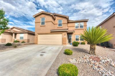 Rio Rancho Single Family Home For Sale: 1212 Spruce Meadows Drive NE