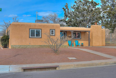 Albuquerque Single Family Home For Sale: 9401 Parsifal Place NE