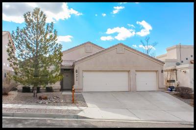 Albuquerque Single Family Home For Sale: 4016 Rayado Place NW