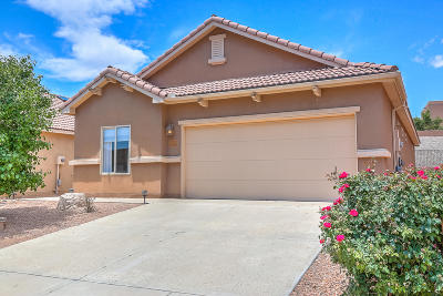 Bernalillo Single Family Home For Sale: 1031 Desert Willow Court