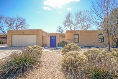 Albuquerque NM Single Family Home For Sale: $335,000