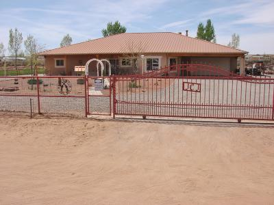 Valencia County Farm & Ranch For Sale: 27 Cielo Vista Road