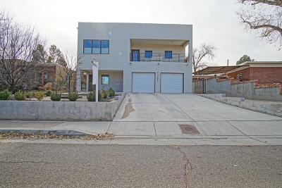 Albuquerque Single Family Home For Sale: 3806 Arlote Avenue SE