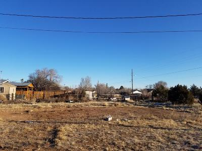 Torrance County Residential Lots & Land For Sale: 508 Roosevelt Avenue