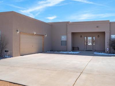 Rio Rancho Single Family Home For Sale: 2504 Flagstone Road NE