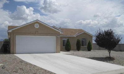 Valencia County Single Family Home For Sale: 205 Clinton Court