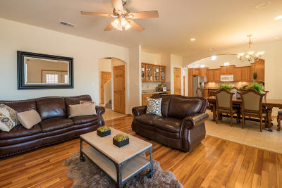 Albuquerque Single Family Home For Sale: 4508 Baxter Court NW