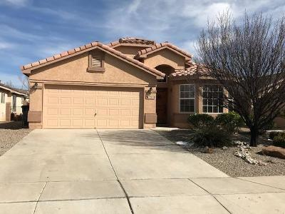 Rio Rancho Single Family Home For Sale: 3219 Tin Cup Road NE