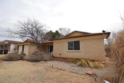 Albuquerque Single Family Home For Sale: 4608 Athens Drive NE