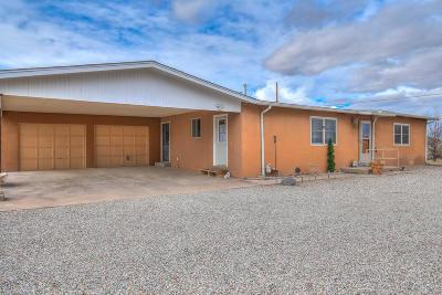 Single Family Home For Sale: 157 Calle De Blas NW