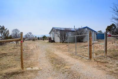 Santa Fe County Single Family Home For Sale: 6 Eitzen Road
