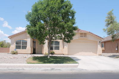 Rio Rancho Single Family Home For Sale: 1445 Montiano Loop SE