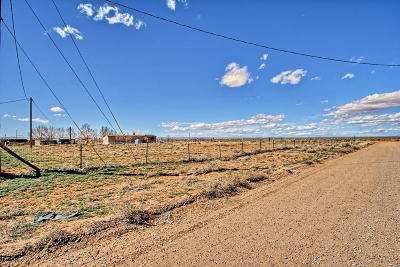 Los Lunas Residential Lots & Land For Sale: 74 High Deal Road NE