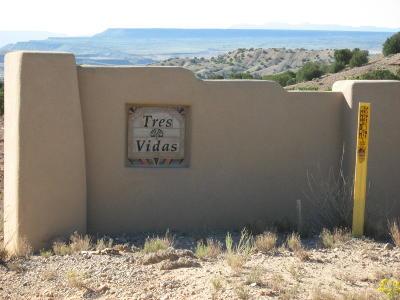 Placitas Residential Lots & Land For Sale: Lot 12-A Tres Vidas Ridge