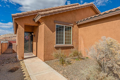 Rio Rancho Single Family Home For Sale: 3629 Tierra Abierta Place NE