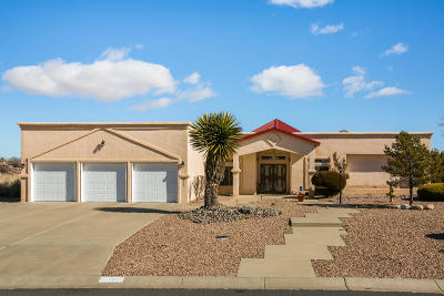 Rio Rancho Single Family Home For Sale: 4907 Canelo Court SE