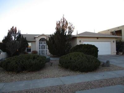 Albuquerque Single Family Home For Sale: 4300 Loren Avenue NW