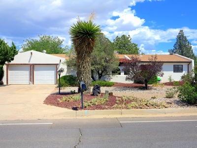 Rio Rancho Single Family Home For Sale: 202 Rincon De Romos Drive SE