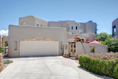 Albuquerque Single Family Home For Sale: 2200 Via Cadiz Court NW