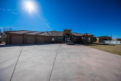 Belen Single Family Home For Sale: 74 Seabell Road