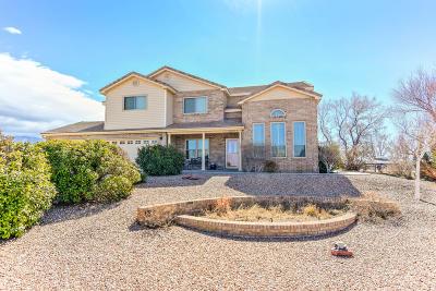 Bernalillo County Single Family Home For Sale: 9327 Oakland Avenue NE